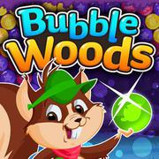 juego Bubble Woods